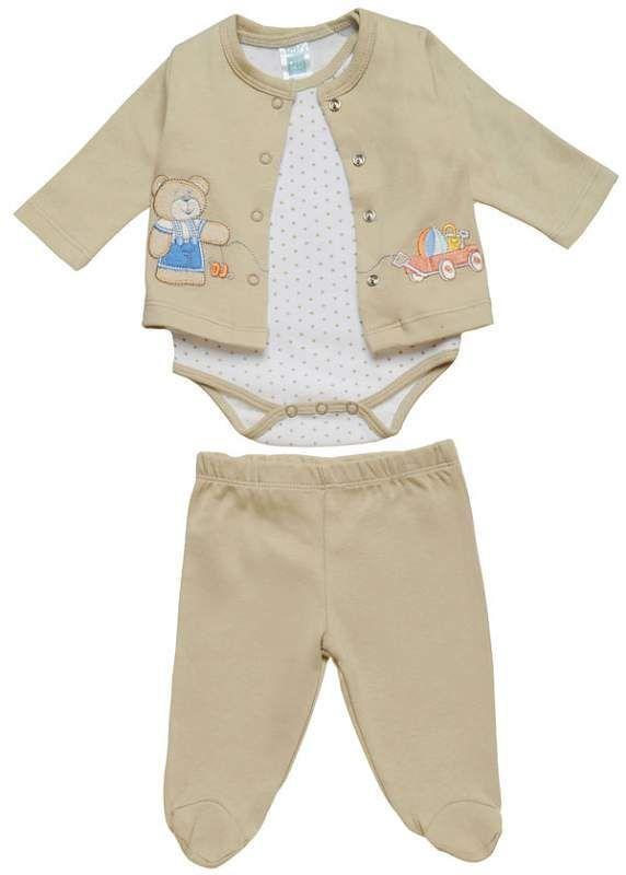 Костюм для мальчика (Размер: 56-62)