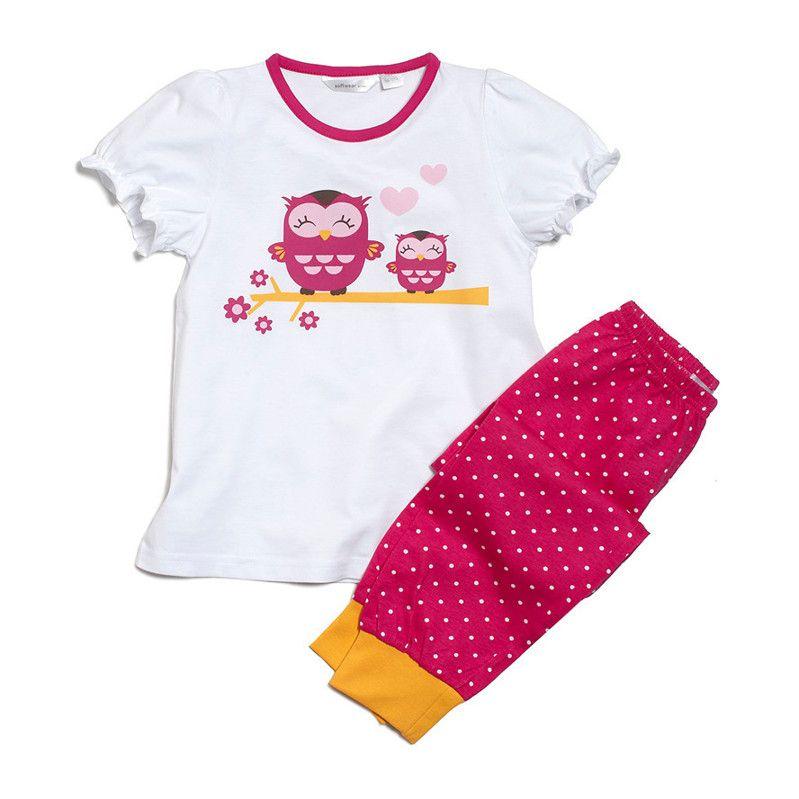 Пижама для девочки Совы от Lindex