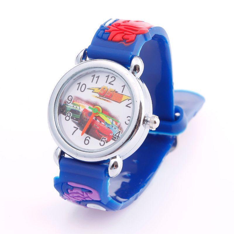 Наручные часы для мальчика Молния Маккуин (Disney)