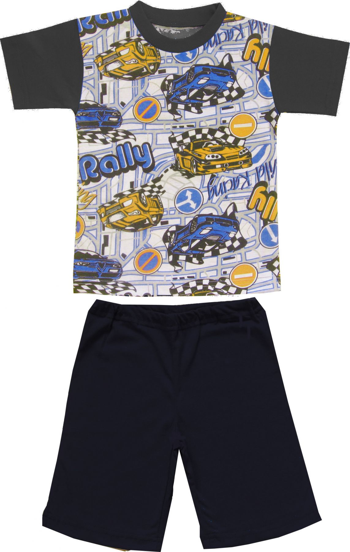 Комплект из майки и шорт Wild Racing (Размер: 92-98)