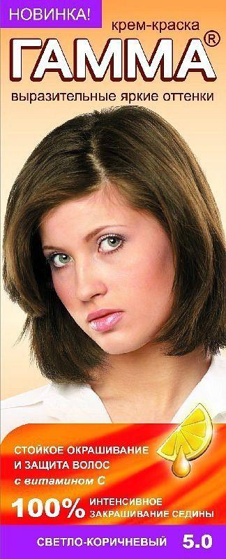 Краска для волос Светло-коричневый