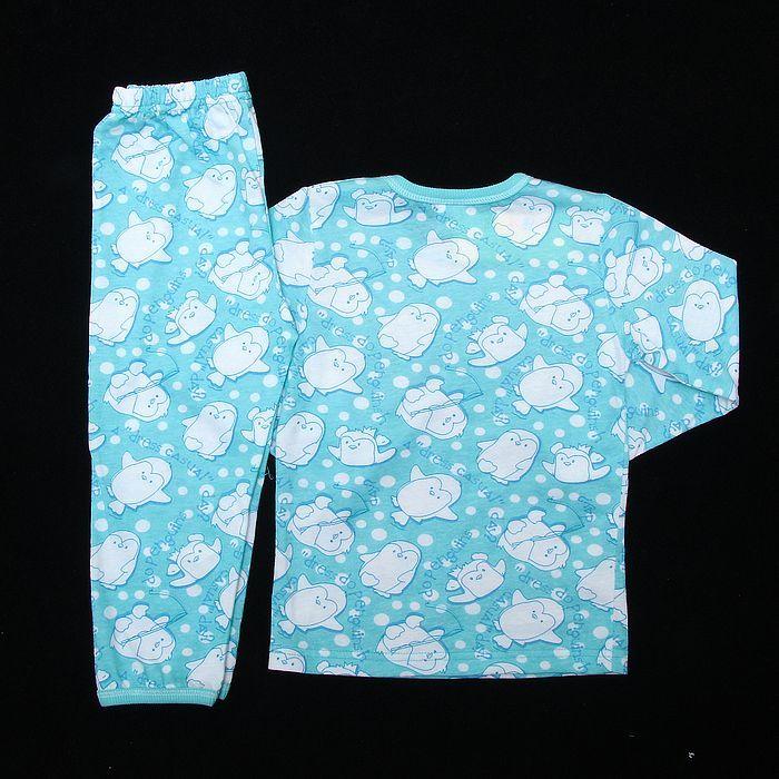 Детская пижама Пингвиненок (Размер: 86)