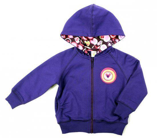 Теплая куртка для девочки (Размер: 98)
