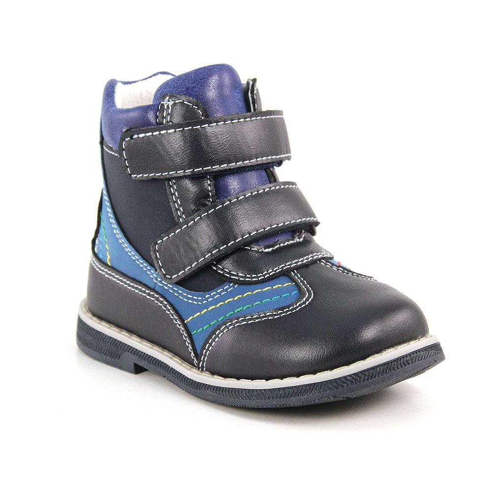 Ботинки MURSU детские цвет синий размер 25