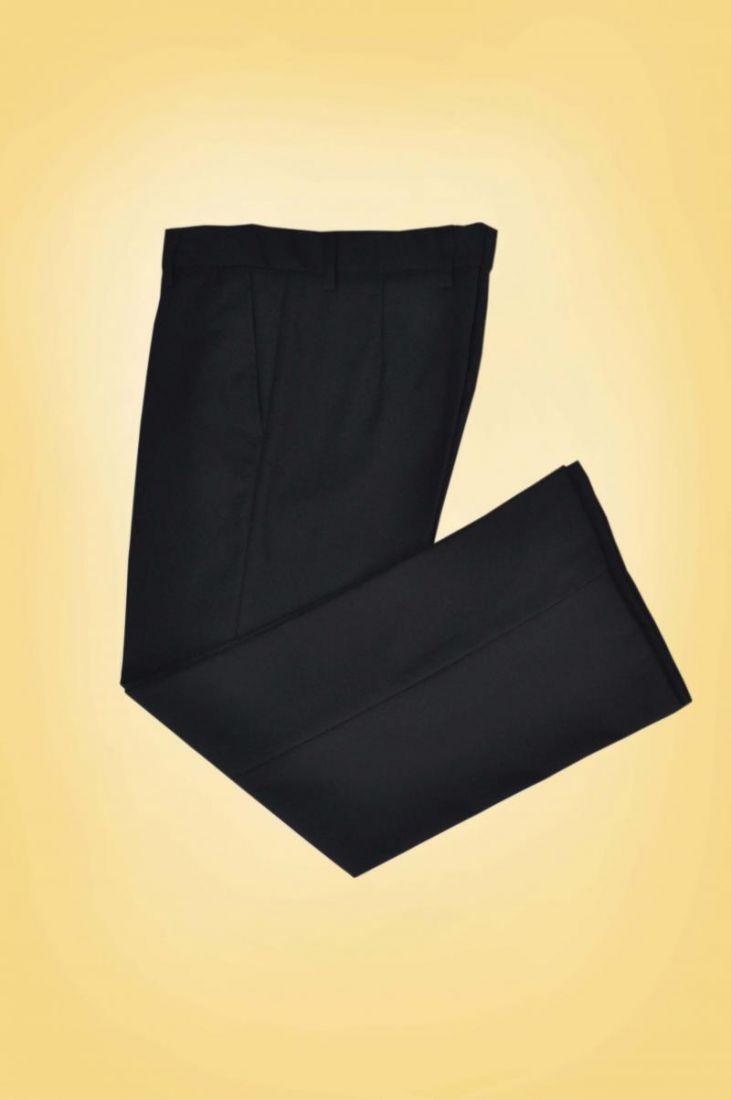Черные брюки для мальчика