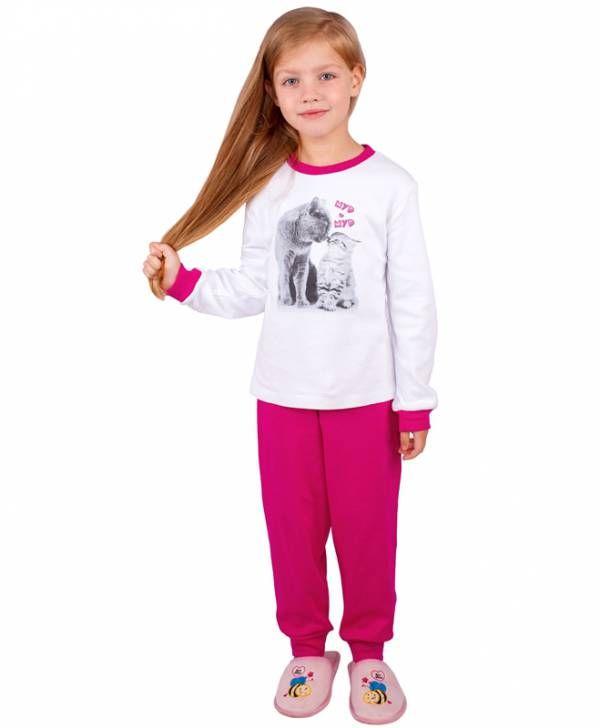 Пижама для девочки Мур-Мур