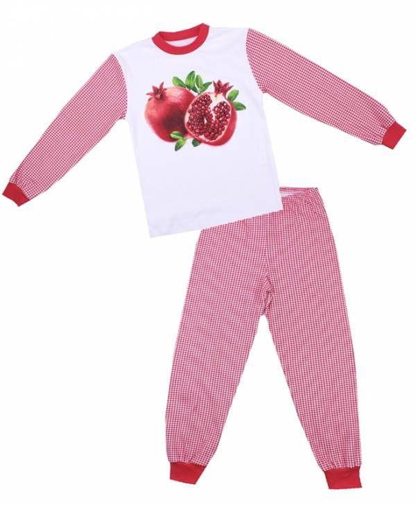 Пижама Гранат
