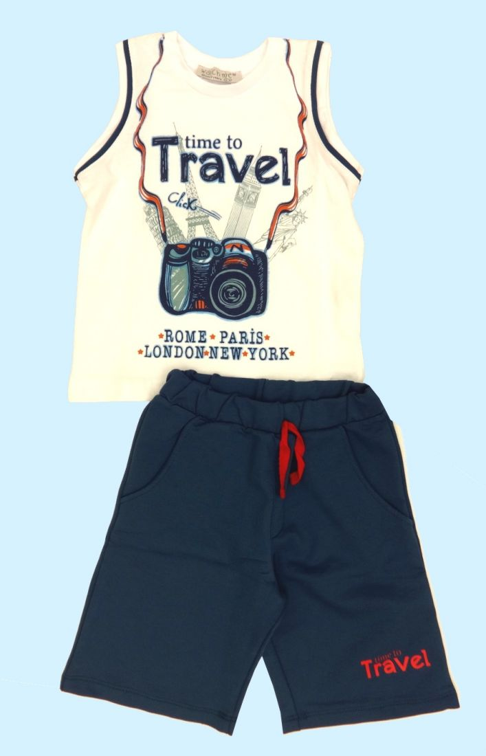 Комплект для мальчика Travel