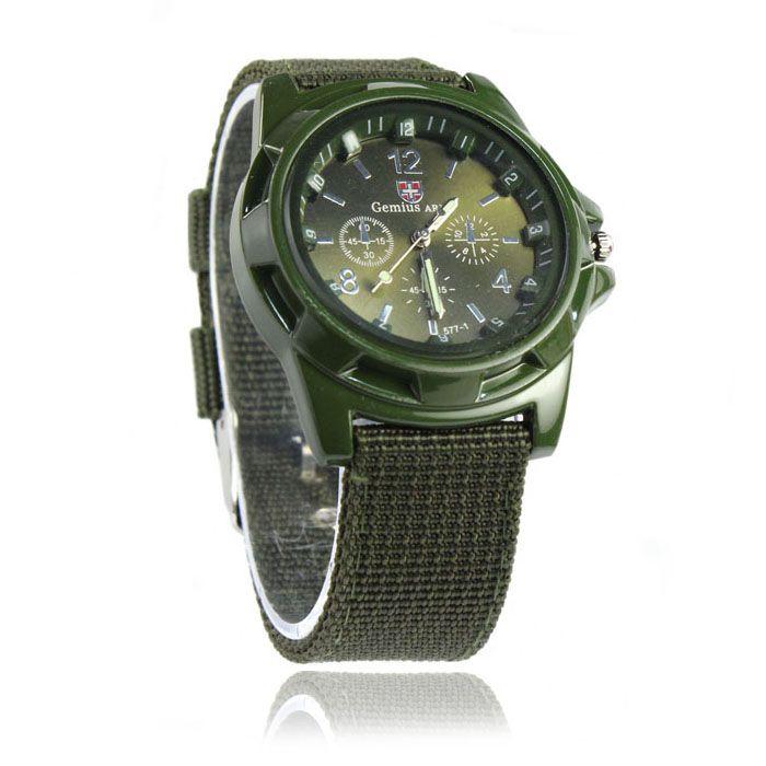Часы Gemius Army зеленые