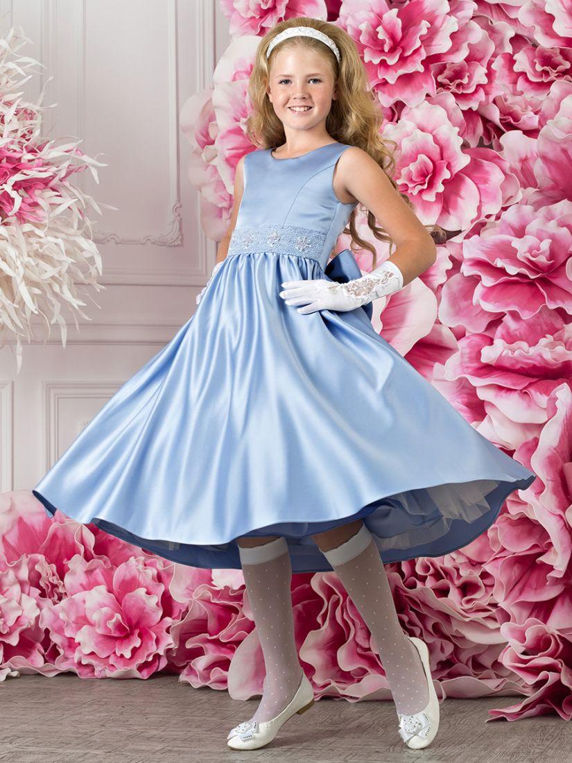 Платье и болеро для девочки 10 лет на праздник от Perlitta