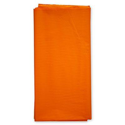 Скатерть п/э Оранжевый Апельсин, 1,4х2,6