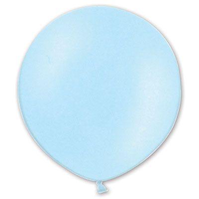 Воздушный шар Олимпийский пастель 003