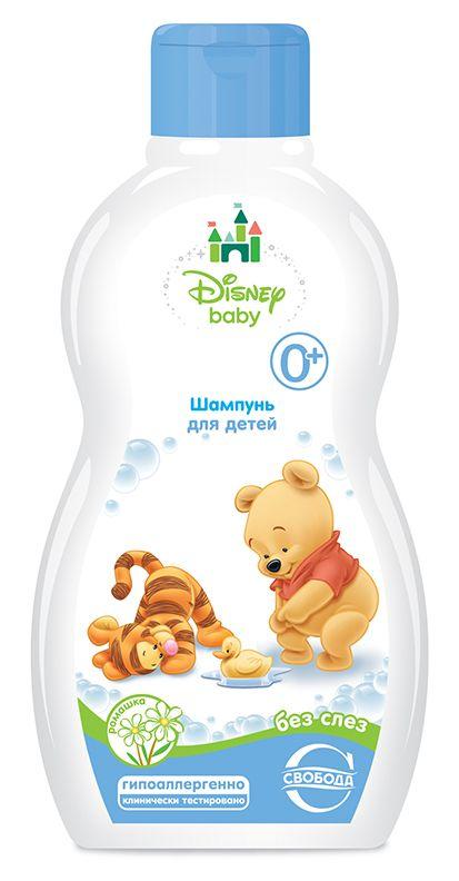 """Шампунь для детей """"Disney Baby"""", без слёз, с ромашкой, 0+, 254гр."""