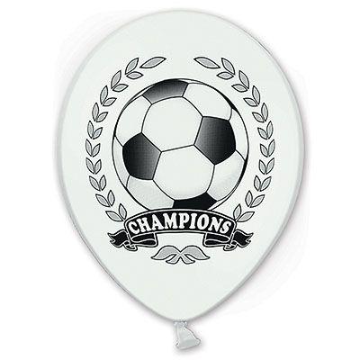 Набор шариков Футбол Чемпион, 36 см, 5 шт.