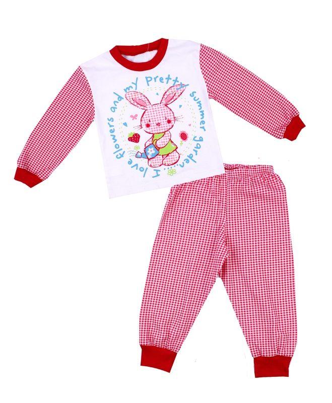 Детская пижама Зайка