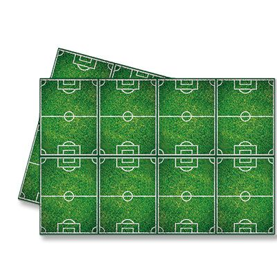 Скатерть Футбол зеленый, газон, 1,2х1,8м