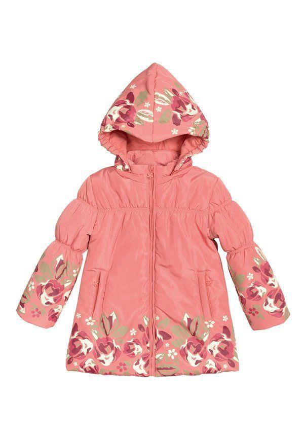 Куртка Розовый сад для девочки 4 лет