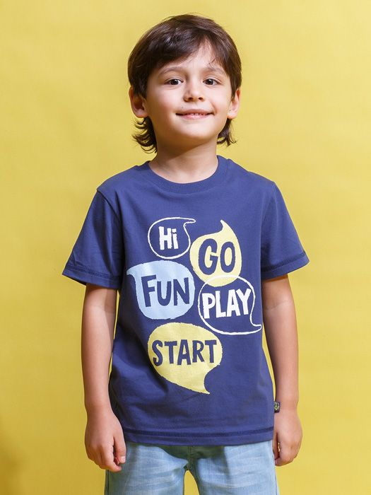 Футболка для мальчика Старт