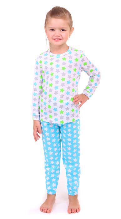 Пижама для девочки Звездопад