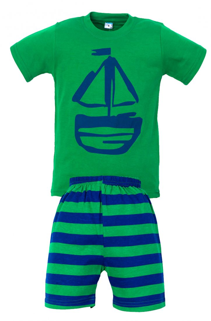Комплект для мальчика Boat