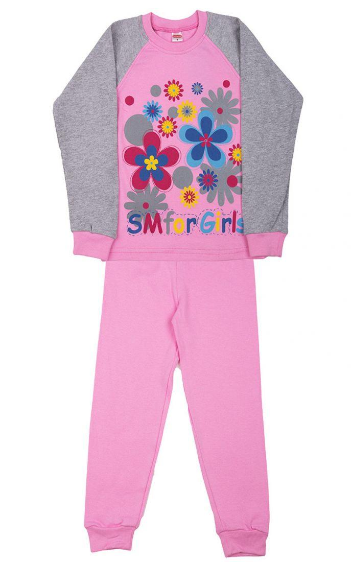 Пижама для девочки Цветы