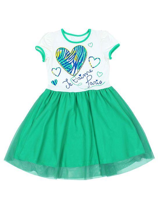 Платье для девочки Парижанка