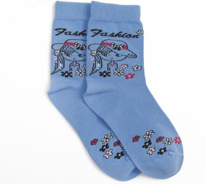 Носки для девочки Модница