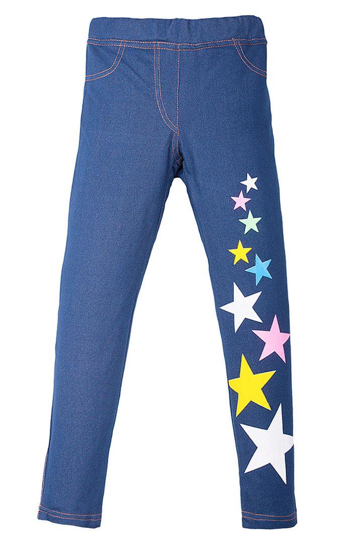 Лосины Funny blue stars